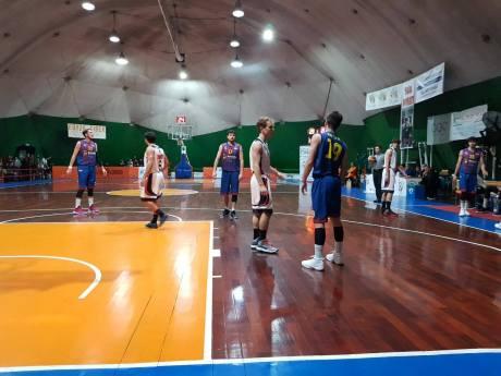 Tiber Basket Roma vs Virtus Arechi Salerno 6