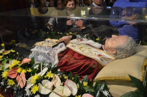 reliquie sant'alfonso