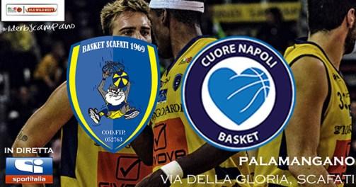 Givova Scafati VS Cuore Napoli Basket