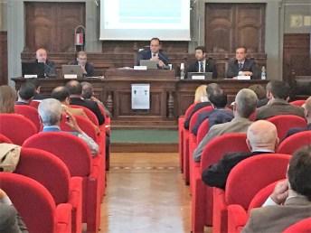 Conferenza stampa Salerno 23.5.2018 - Gruppo Tecnocasa