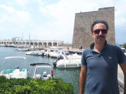 Il sindaco di Pollica, Stefano Pisani