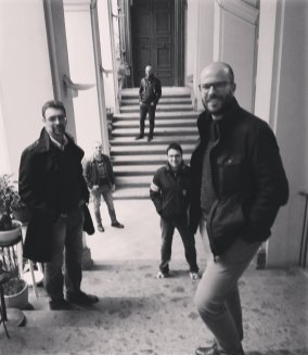 Donato Zoppo e gli Uomini Celesti_foto Viola Bufano