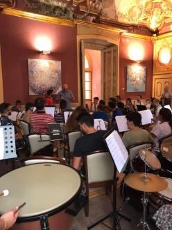 Master class di direzione d'orchestra con Jacob de Haan