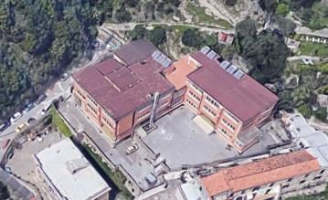 Scuola via Casamare veduta aerea