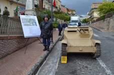 6. carro armato L3-33 impiegato durante la Campagna d'Africa