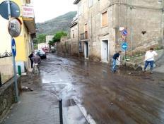 Maltempo: piogge in Campania, colpiti Casertano e Salernitano