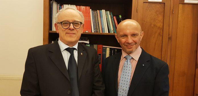 Ernesto Reverchon e Nicola Maffulli