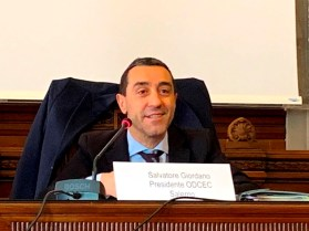 Foto2o presidente Salvatore Giordano