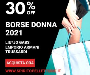 SpiritoPelletterie.it vendita on line di borse ed accessori Piquadro Emporio Armani Gabs Liu Jo Trussardi