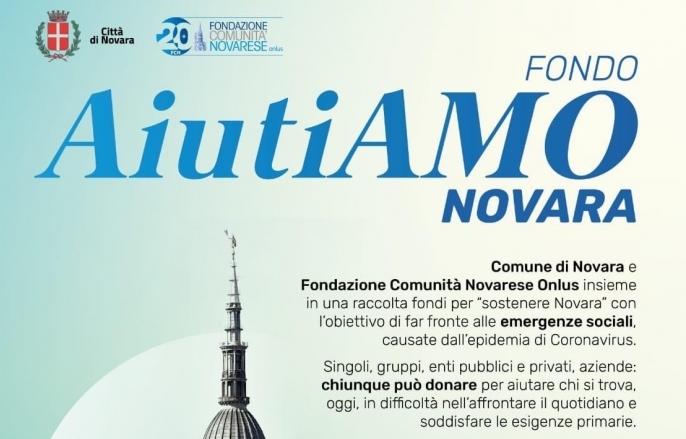 AiutiAmo Novara: come richiedere il contributo utenze e affitti