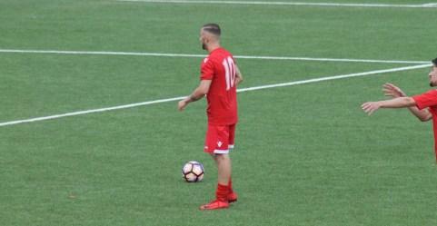 1718 play off pda atletico gallo colbordolo primo gol minnozzi 1