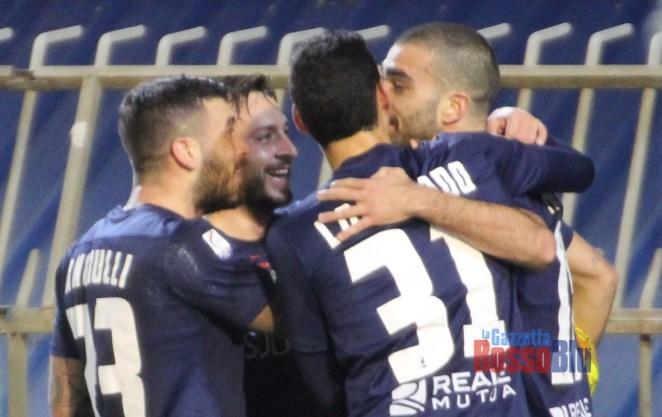 2021 samb fano gol fazzi 3 gruppo contento