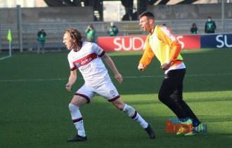 2021 samb sudtirol primo gol sudtirol 3 fischnaller giocatore sudtirol