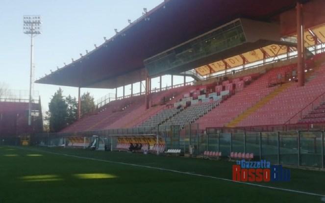 2021 perugia samb stadio renato curi perugia