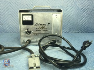 Lester Electrical Lestronic II 36 Volt Floor Scrubber