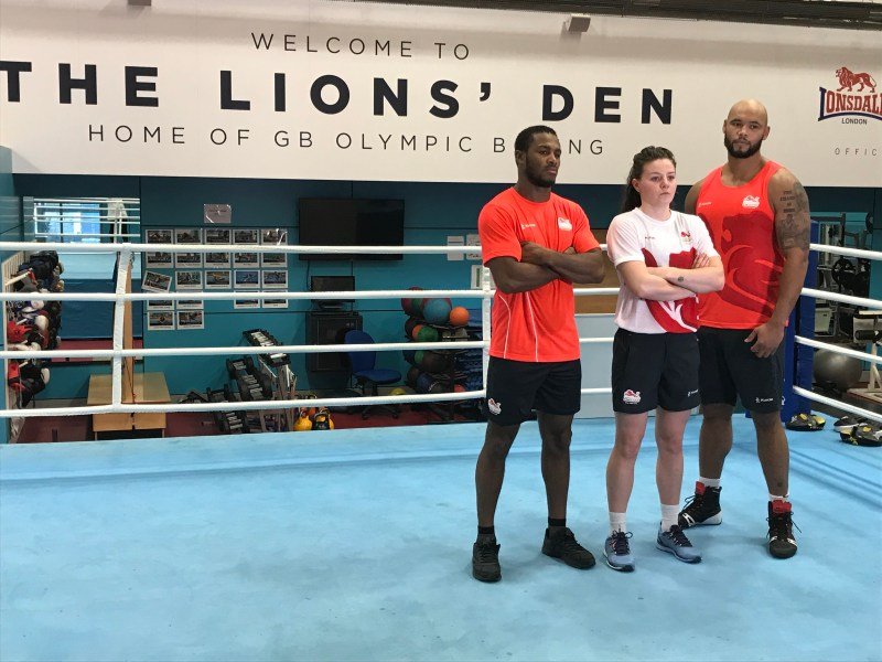 12 boxers from GB Boxing squad selected for Team England at 2018     12 boxers from GB Boxing squad selected for Team England at 2018 Gold Coast  Commonwealth Games