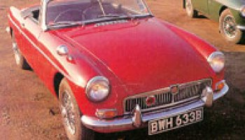 MG MGB & GT – Specifications and Performance Data – my MGB