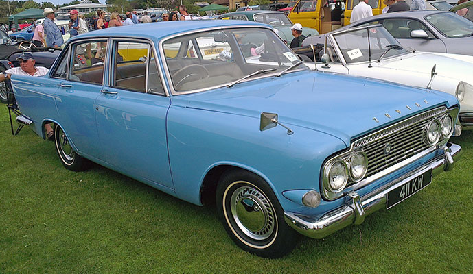Image result for FORD ZODIAC 1960S