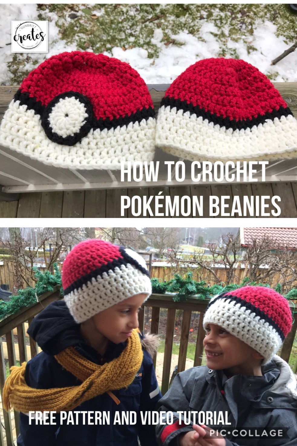 Crochet Pokemon Patterns - Crochet Now | 1473x982