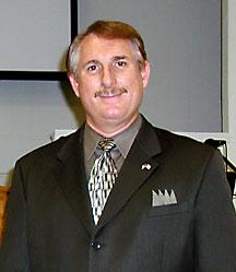 Pastor Randall Price, Quelle: Grace Bible Church