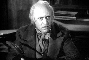 Scrooge. Should we celebrate Chirstmas