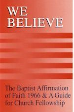 1966 Affirmation of faith
