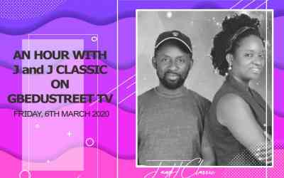 An hour with J and J Classic on Gbedustreet TV