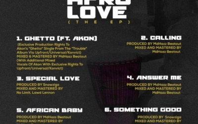 Talentino – African Baby