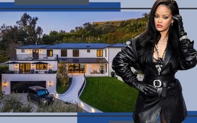 Rihanna buys multi million dollar mansion, see photos