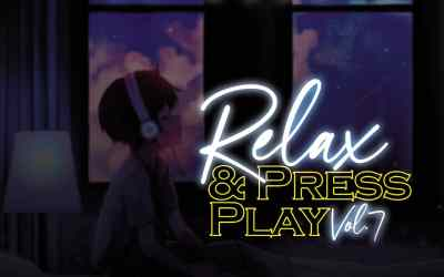 DEEJAY WEBZ – Relax & Press Play Vol. 7