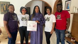 Mykmary Fashion Show and Awards 2021: Princess Folasade Ogunwusi Fadairo, Set To Be Awarded