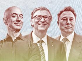 With 2,755 World Billionaires, 205 comes from China