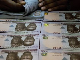 Naira weakens at N500/$1 after new rates by CBN