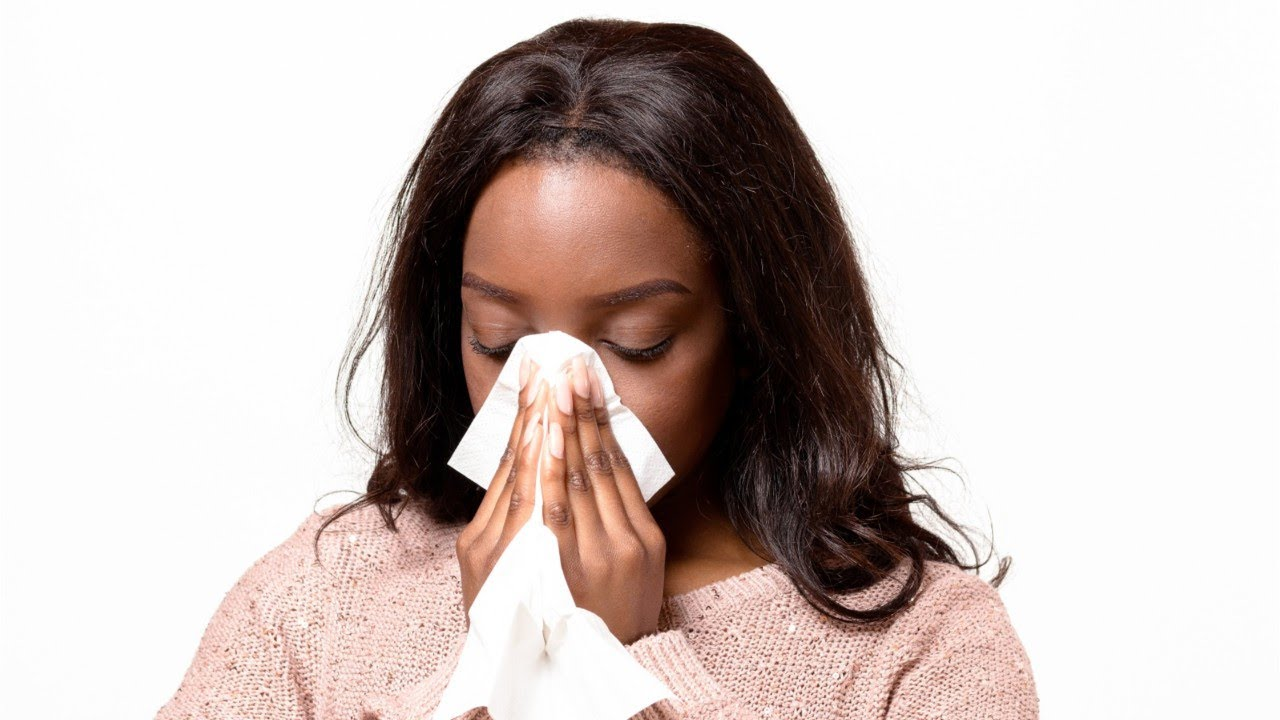 Blowing Nose Without Handkerchief Banned In Nairobi
