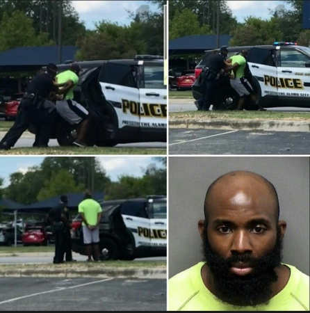 Nigerian American arrested for jogging; detained for 48hrs