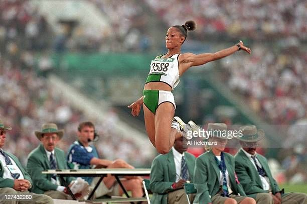 Chioma Ajunwa-Opara, Nigeria's first Olympic Gold Medalist, gets a House