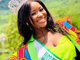 Meet Fatmata Sowa, Miss Eco International Sierra Leone 2022