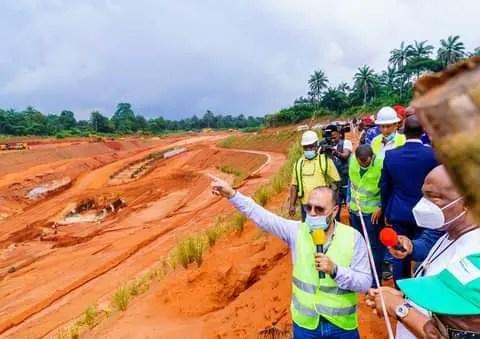 Eluama-Uruala Erosion: Uzodinma promise to deliver project on time