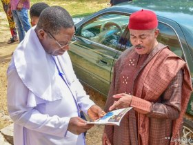Dr. Godwin Maduka reveals the Cause of Distress in Anambra State