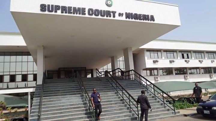 Nigeria Supreme Court: 36 states sue FG over judiciary funding