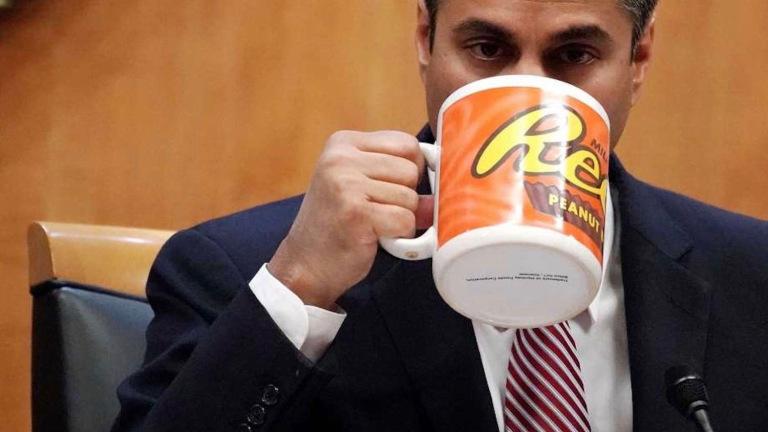 FCC chairman Ajit Pai to resign after controversial 4 years with Trump