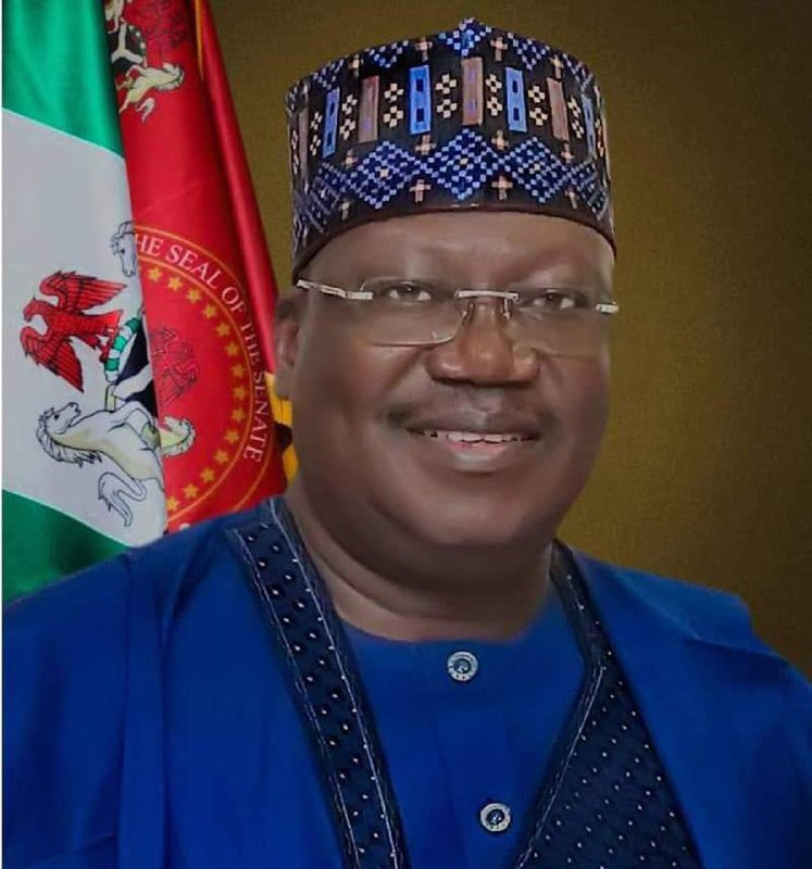 Ahmad Lawan speaks on Drug barons funding terrorists, bandits in Nigeria