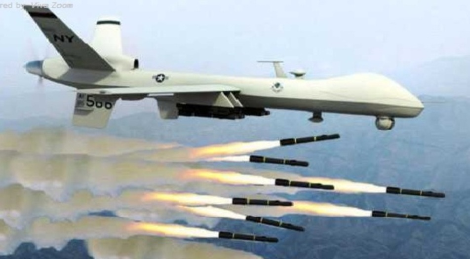 U.S. launches drone strike on Islamic State after Afghan airport blast