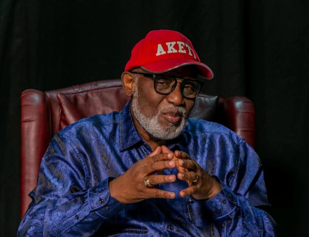 Any cow seen on Ondo streets will be arrested – Gov Akeredolu