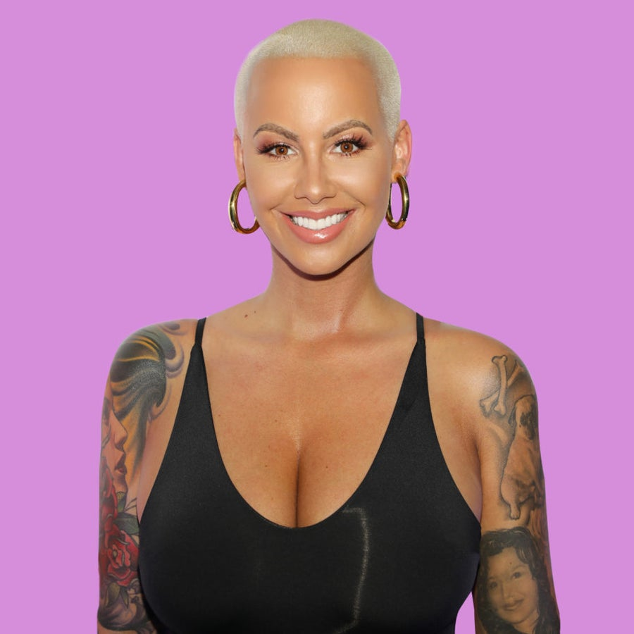 Amber Rose Explains Why She Stayed With AE Edwards Even Though He's A 'Narcissist'