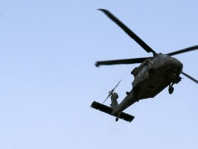 Five U.S. Troops Killed in Helicopter Crash Near Egypt