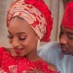 Aminu and Zainab Sanusi, have welcomed a baby girl.