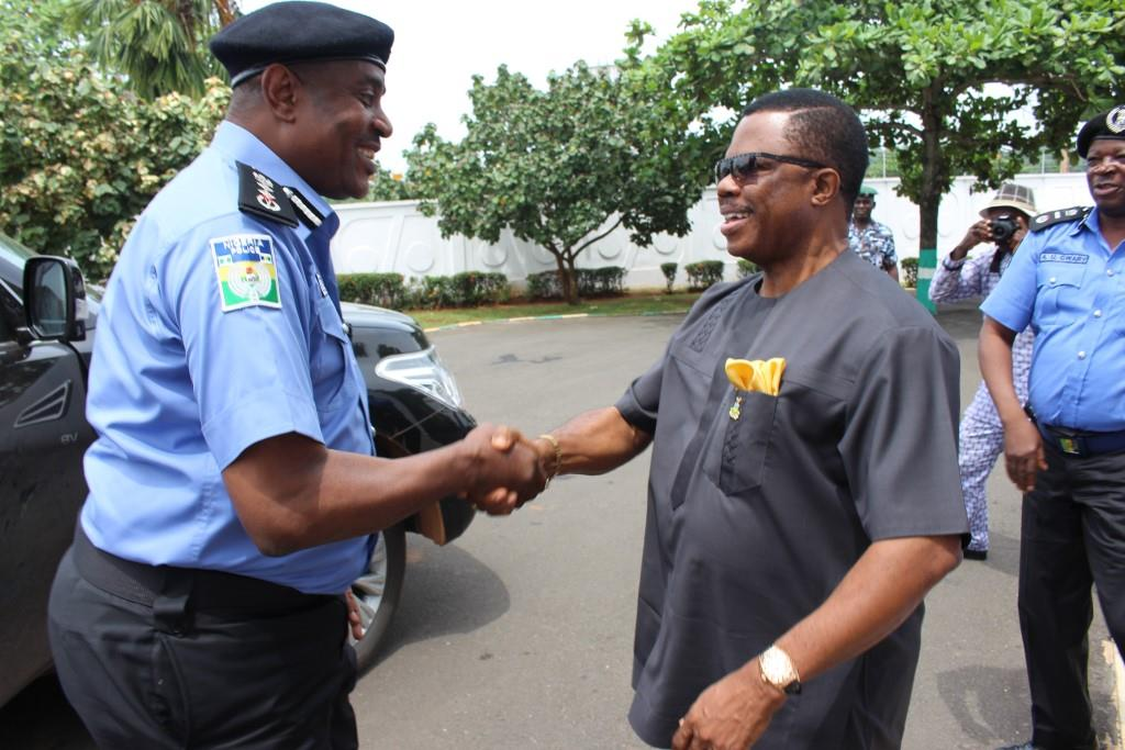 FREE PETROL TO SECURITY AND GOVT. AGENCIES IN ANAMBRA