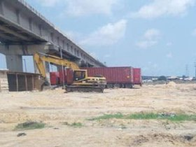 Lagos sets to shut Apapa Marine Bridge for 3 months