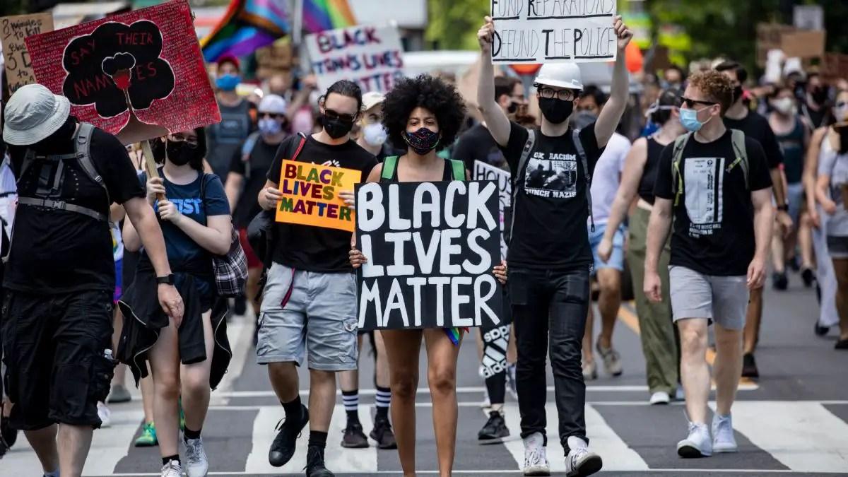 FBI arrest Black Lives Matter activist, accused of spending $200K on Suits